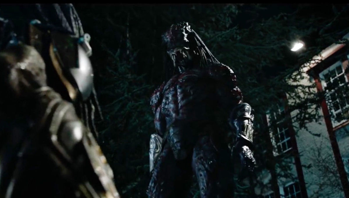 Meet the biggest, meanest Predator yet in latest trailer for Shane Black's sequel