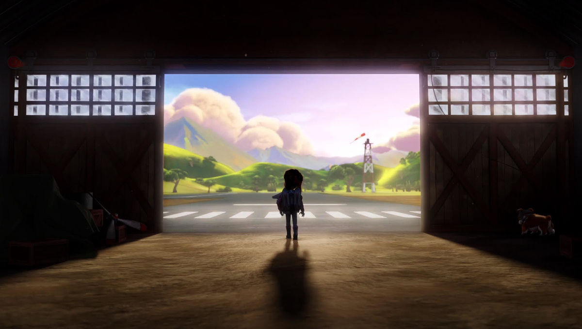 Disney unveils first look at genre shows, The Rocketeer ...