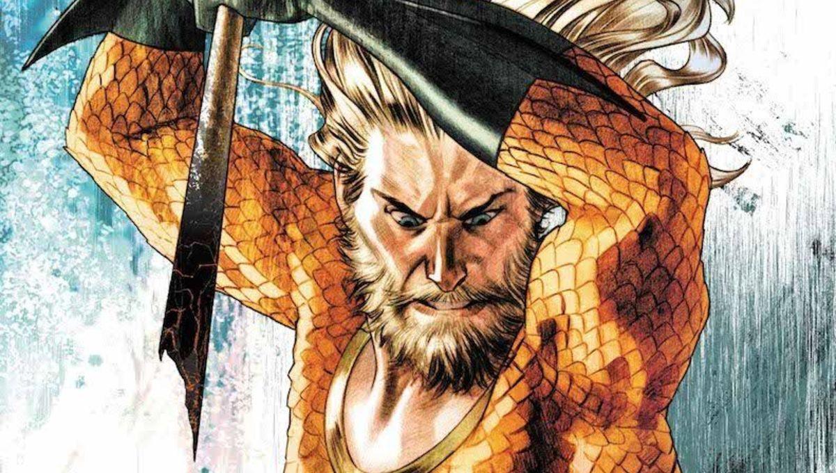 Aquaman #38 Variant Cover HERO