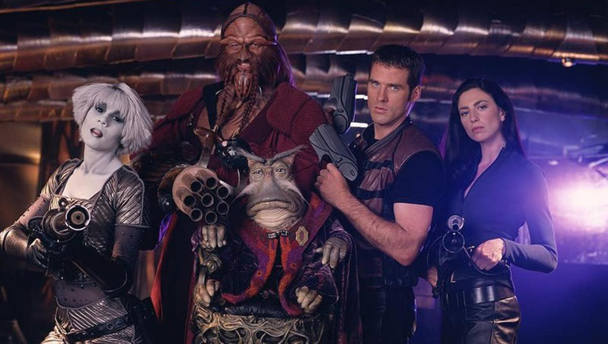 Farscape cast talks their characters' past & potential futures during Comic-Con@Home