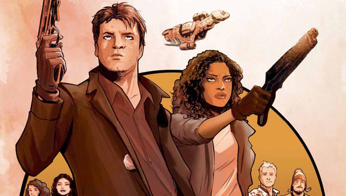 Firefly finally getting Unification War backstory with all-new comic series