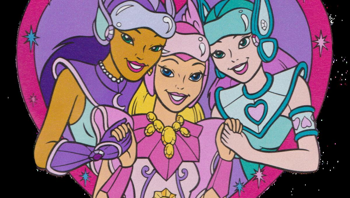 Princess Gwenevere and the Jewel Riders - Group