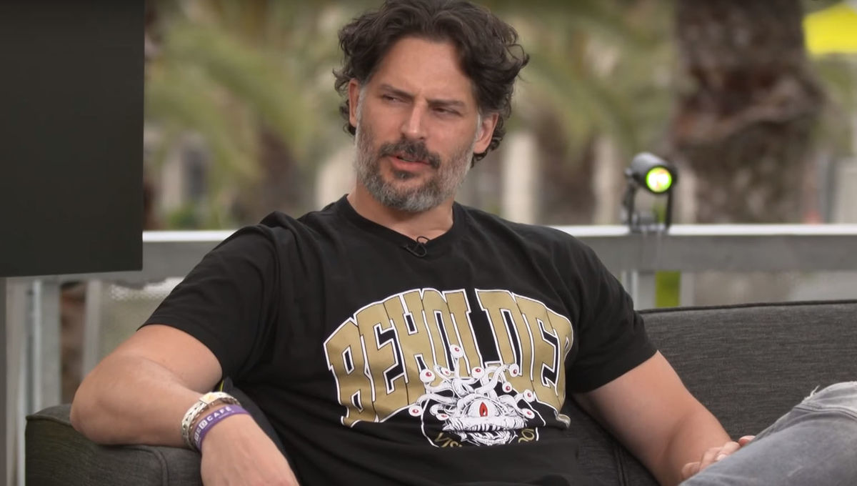 Joe Manganiello Comic-Con