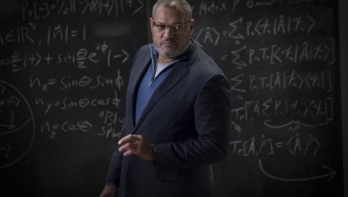 Laurence Fishburne Ant-Man and the Wasp