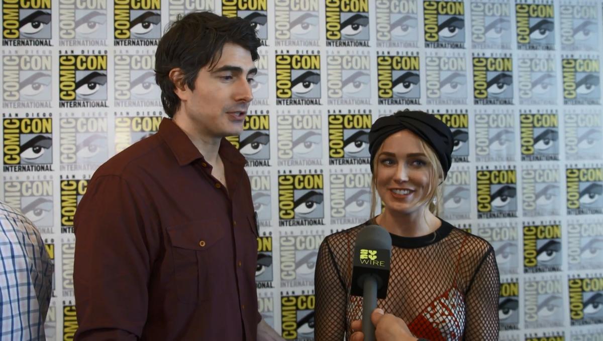 Zerchoo Science Fiction - WATCH SDCC: Legends of Tomorrow cast on