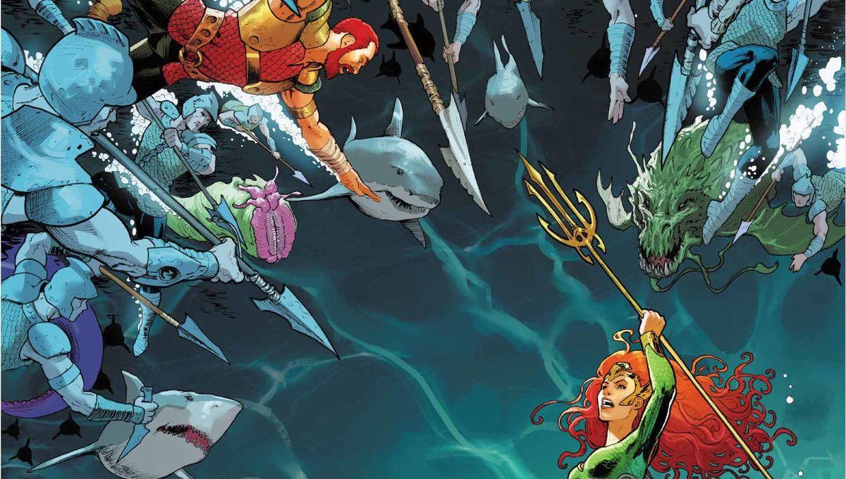 Mera: Queen of Atlantis # 6 HERO