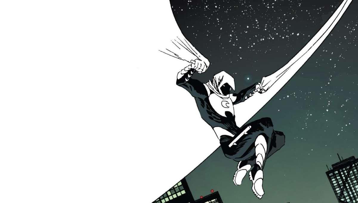 Marvel announces Moon Knight streaming series on Disney+