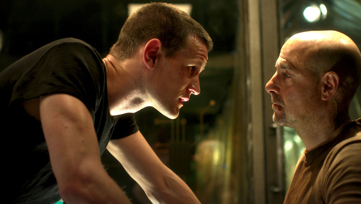 Patient Zero matt smith stanley tucci