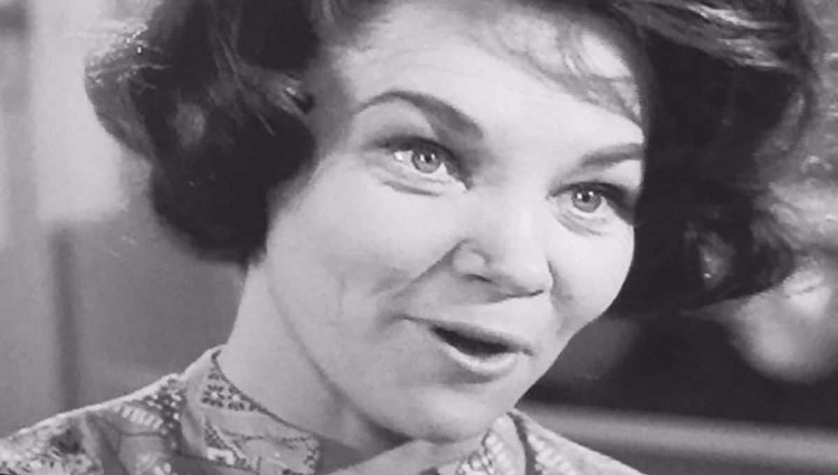 July 31 In Twilight Zone History Remembering Actress Mary Munday