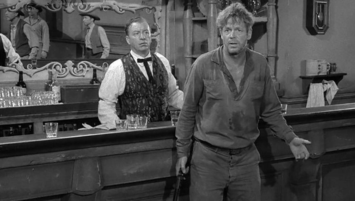 Twilight Zone Mr Denton on Doomsday hero