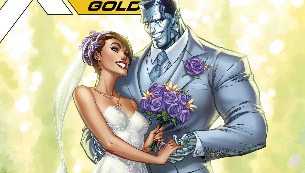 Years of Future Past #1 variant cover - Wolverine and ... |Shadowcat And Colossus Child