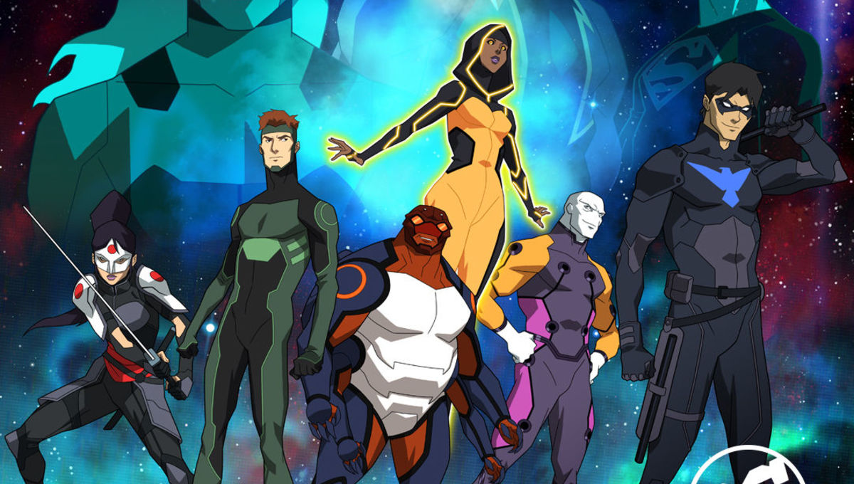 Development: Young Justice gets start date, 2 graphic novels to get TV adaptations, more