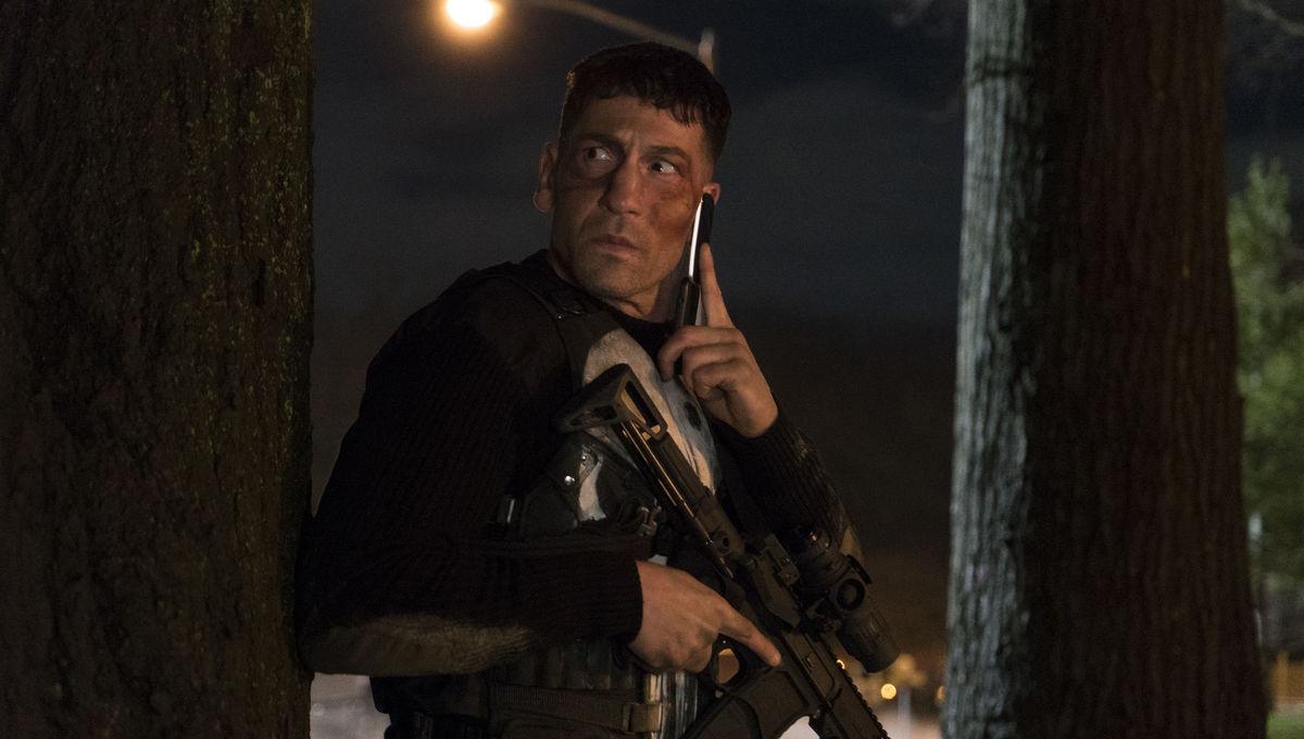Zerchoo Science Fiction - Season 2 of Netflix's The Punisher has