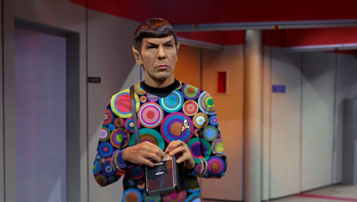 c36cb6ee The Week in Geek: Upcoming cons, new Spock, same old sexism in gaming