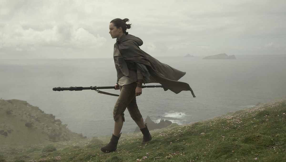 Rey, Star Wars: The Last Jedi