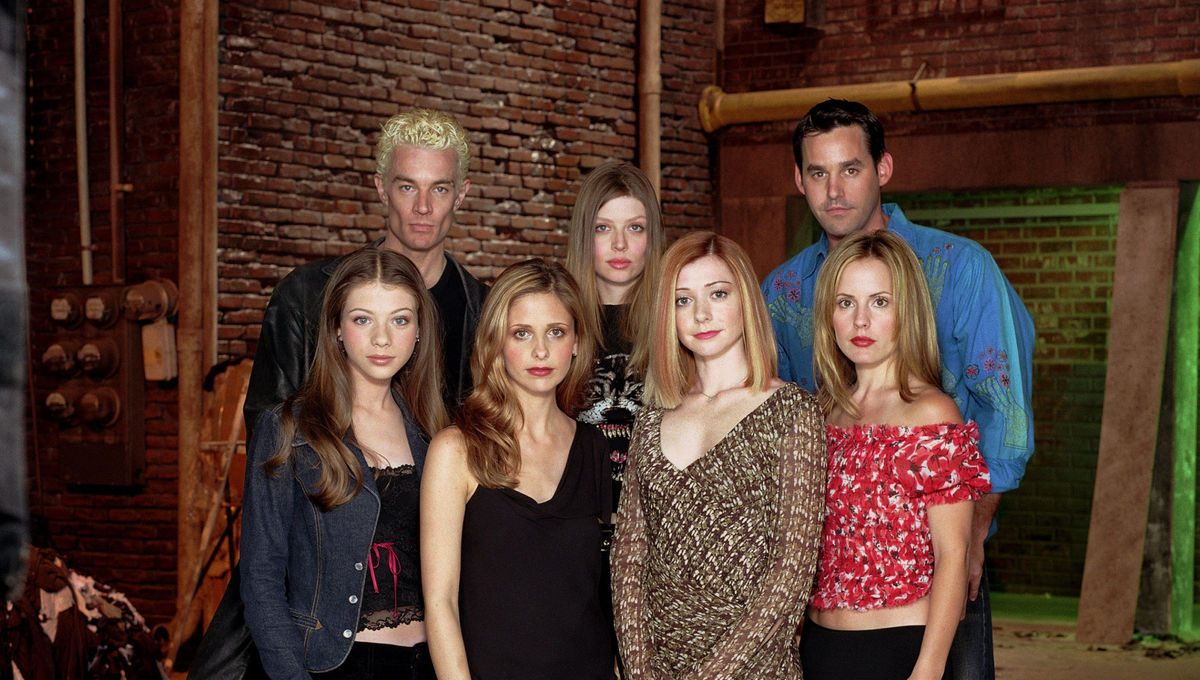 Buffy Season 6 cast
