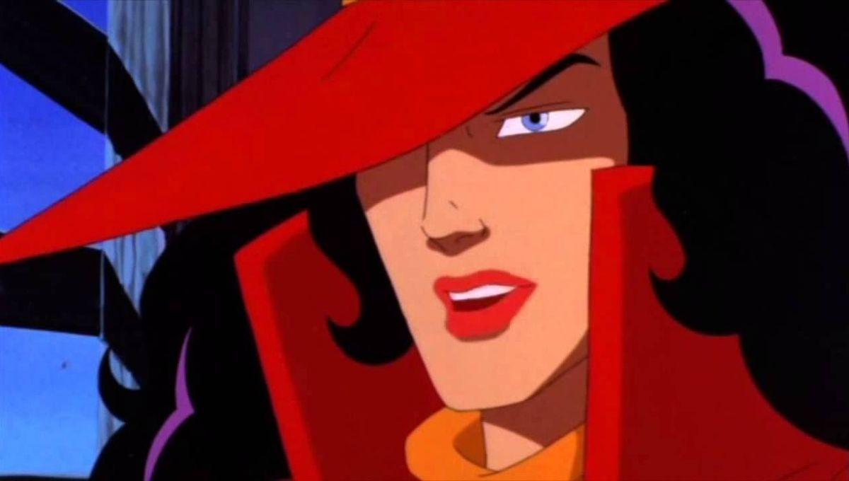 Carmen Sandiego -1990s Television Cartoon