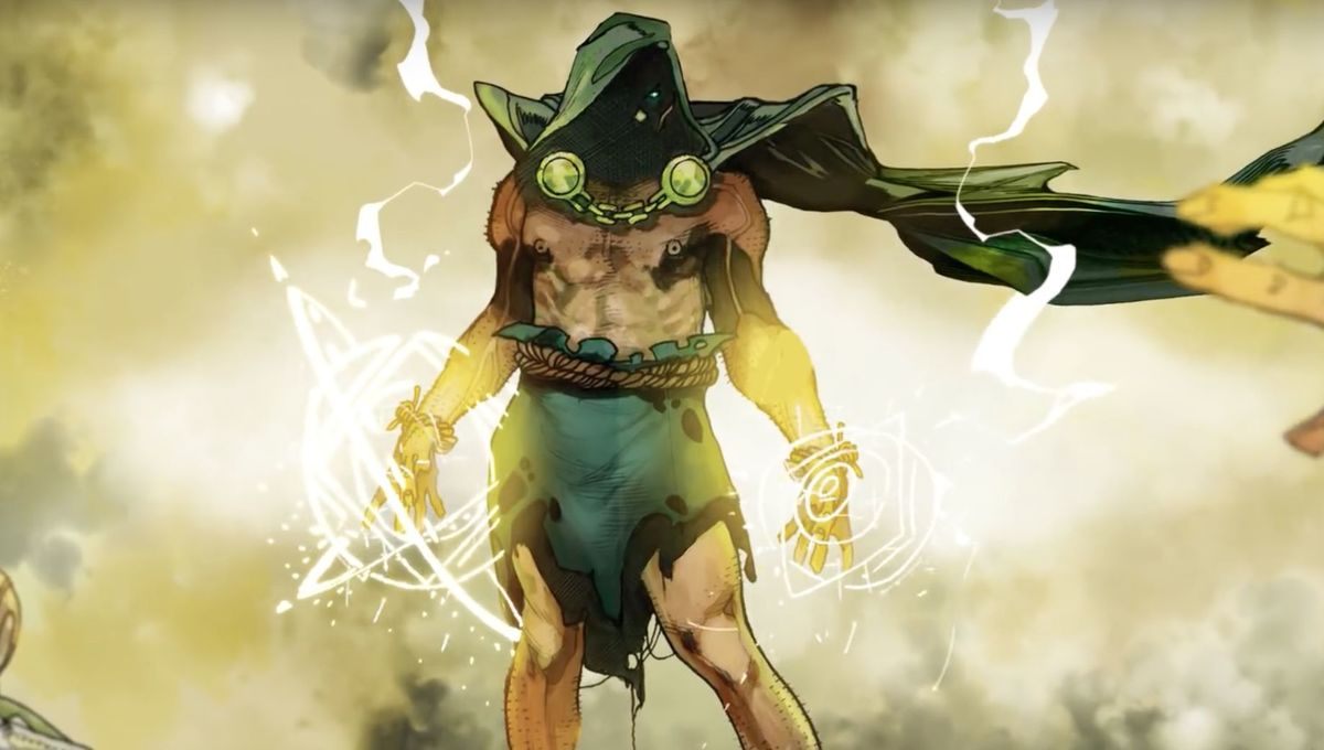 WIRE Buzz: Noah Hawley spins up Doctor Doom rumor machine; Nick Kroll sets Big Mouth spinoff at Netflix; more