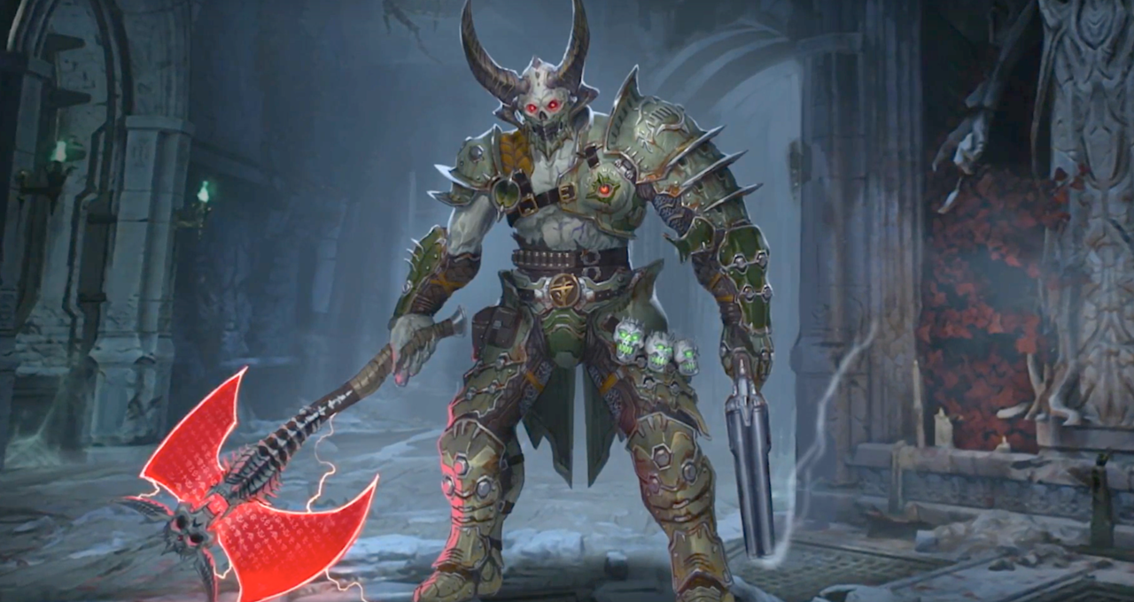 Bethesda shows off Hell on Earth in first gameplay trailer