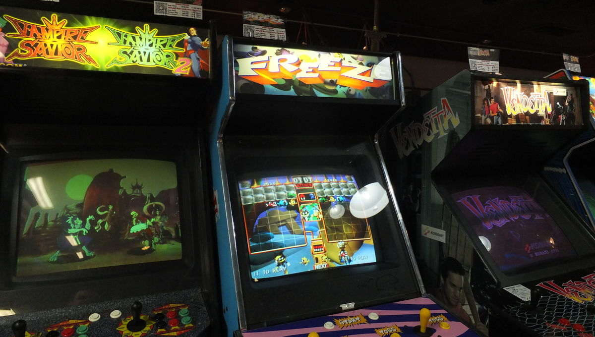 Geek Road Trip: The country's biggest arcade is a 640-piece