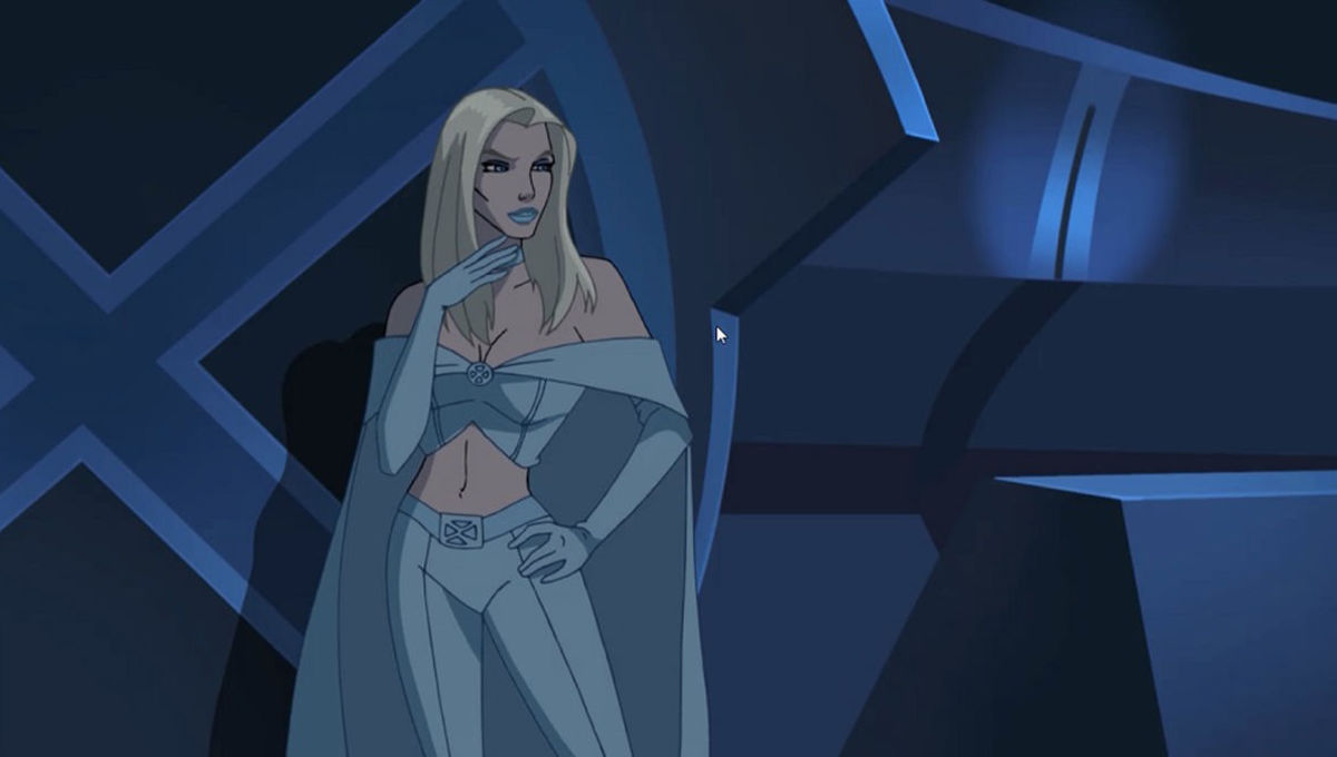 Not Your Shero Emma Frost The Ultimate Antihero Syfy Wire