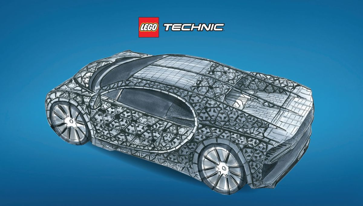 A Fully Functional Car Has Been Made Out Of Lego Syfy Wire