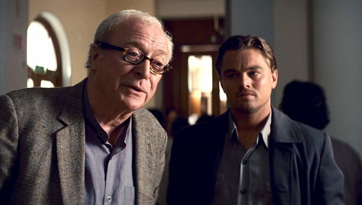 Michael Caine confirms what really happened at the end of Inception