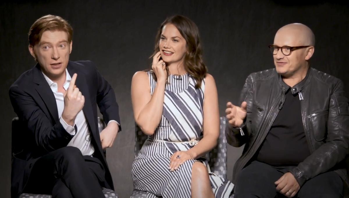 Ruth Wilson And The Little Stranger Gang Play Either Or SYFY WIRE Screengrab