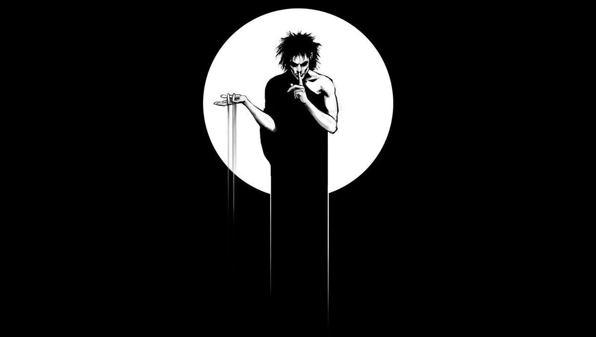 Sandman Neil Gaiman hero