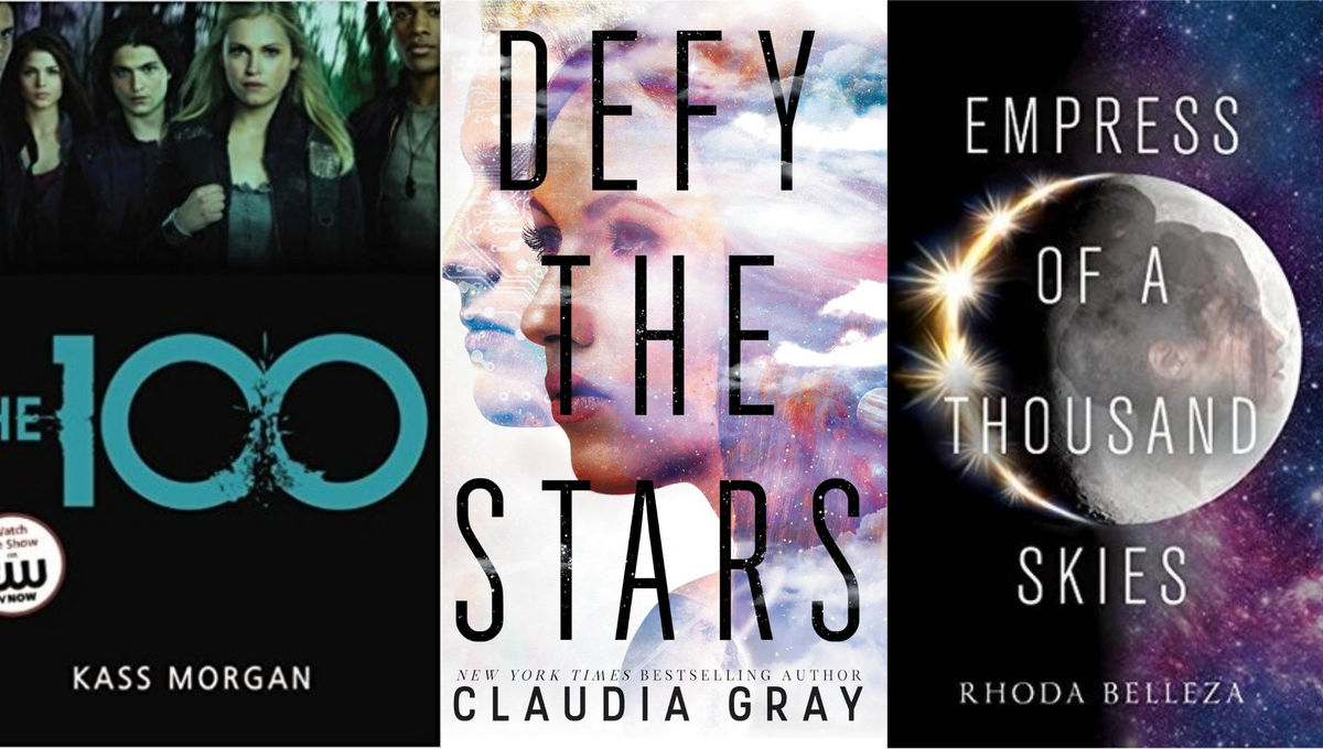 7 sci-fi books with kick-ass heroines   SYFY WIRE
