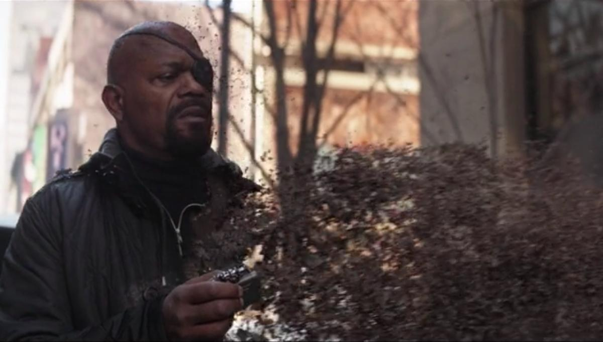 Infinity War: VFX reel from RISE goes behind the making of the movie's post-credits sequence
