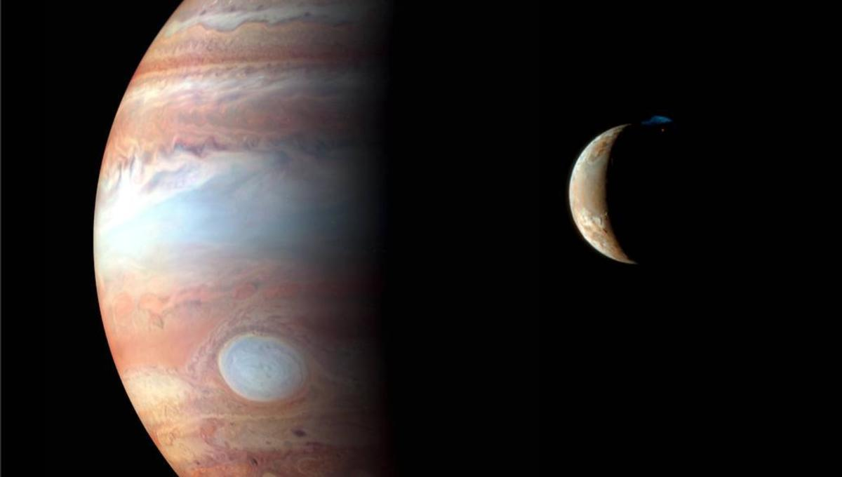 Could the reason life on Earth exists be… Jupiter?