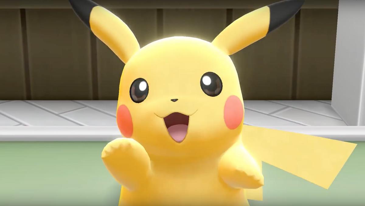 Pikachu, Pokemon