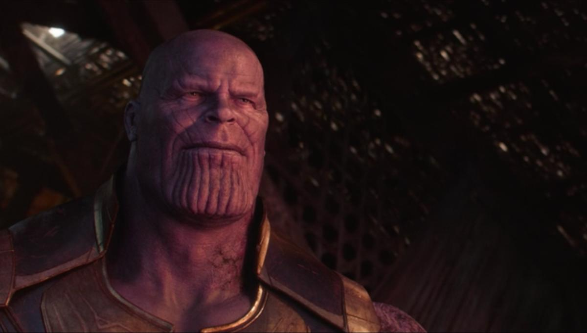 Infinity War: An alternate ending for the film would have had Thanos