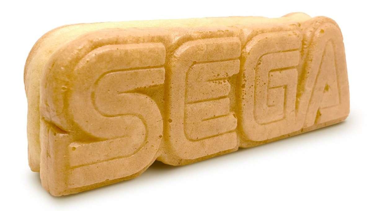 Japan has just leveled up SEGA's logo to edible status