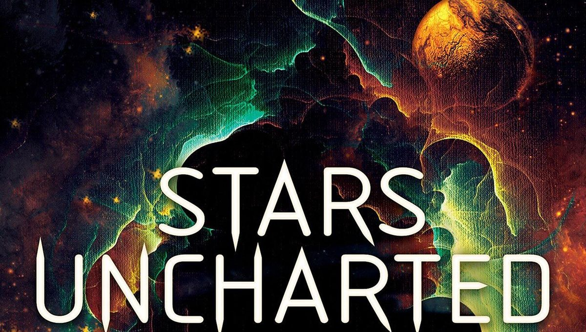 Stars Uncharted book cover hero