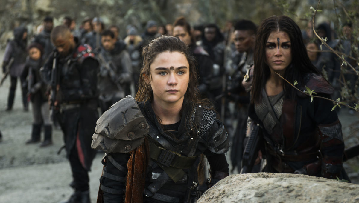 The 100 Discussion: 'The Sword Of Damocles Pt. 2' brings the season to a  spectacular end | SYFY WIRE