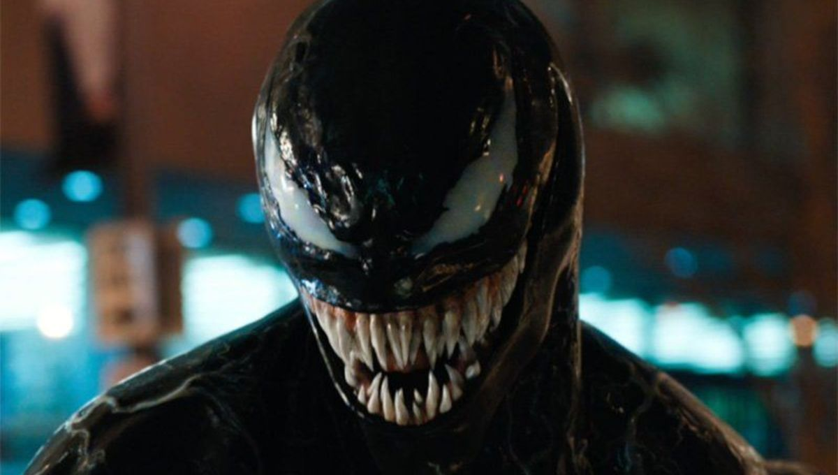 Venom became a monster hit in China by selling the Symbiote as a dream boyfriend