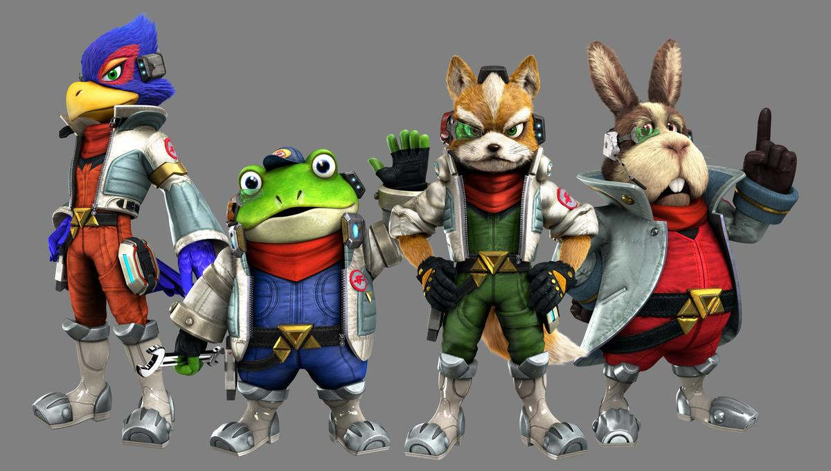Science Behind the Fiction: Would the Star Fox crew make good pilots?