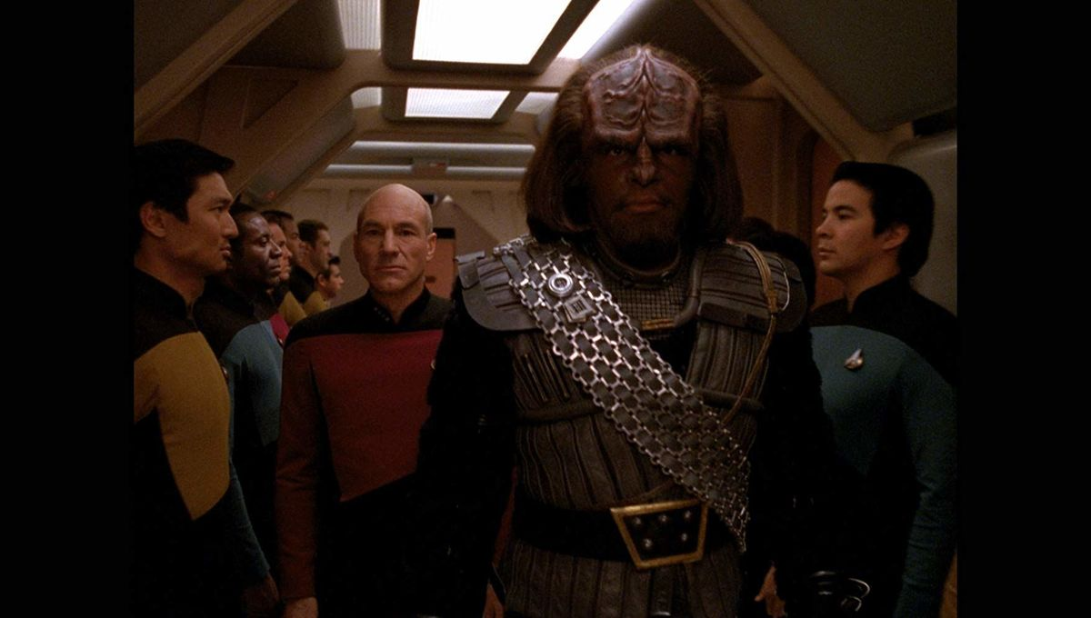 Holy Noonian Soong! This Star Trek: The Next Generation reunion will warm your heart