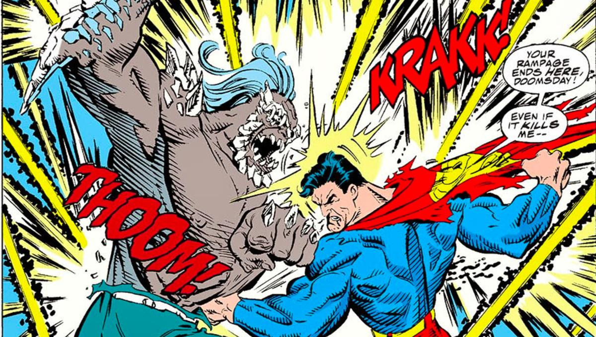 Exclusive Find Out What Makes Doomsday Tick In This Page From Dc Comics Anatomy Of A Metahuman