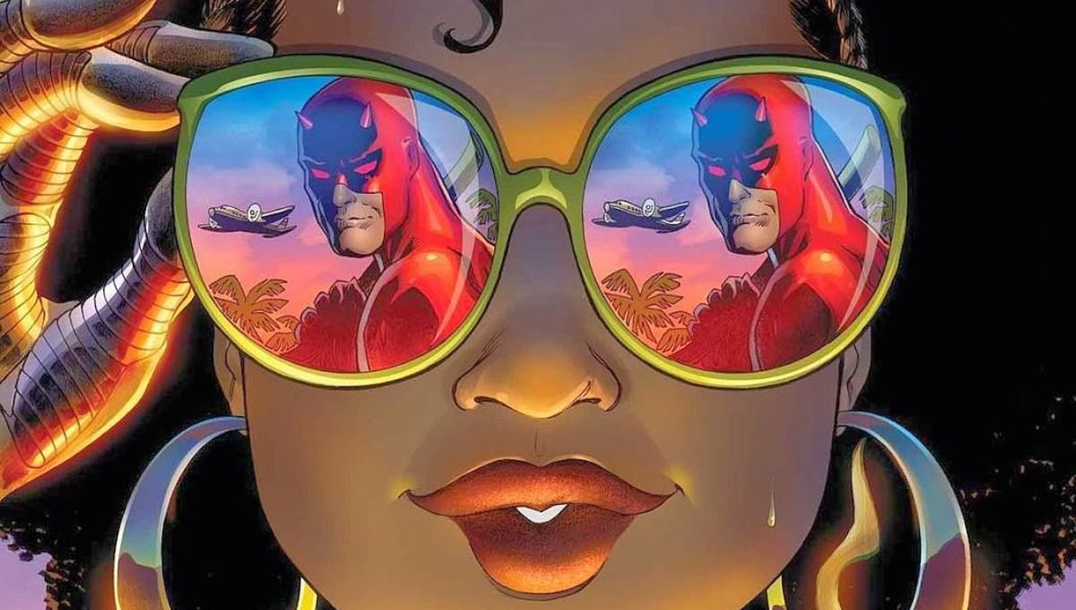 The dynamic duo of Misty Knight and Daredevil