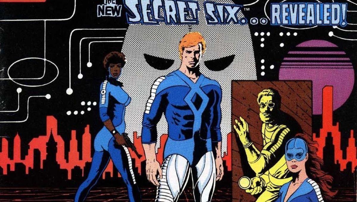 Action Comics 612 Secret Six