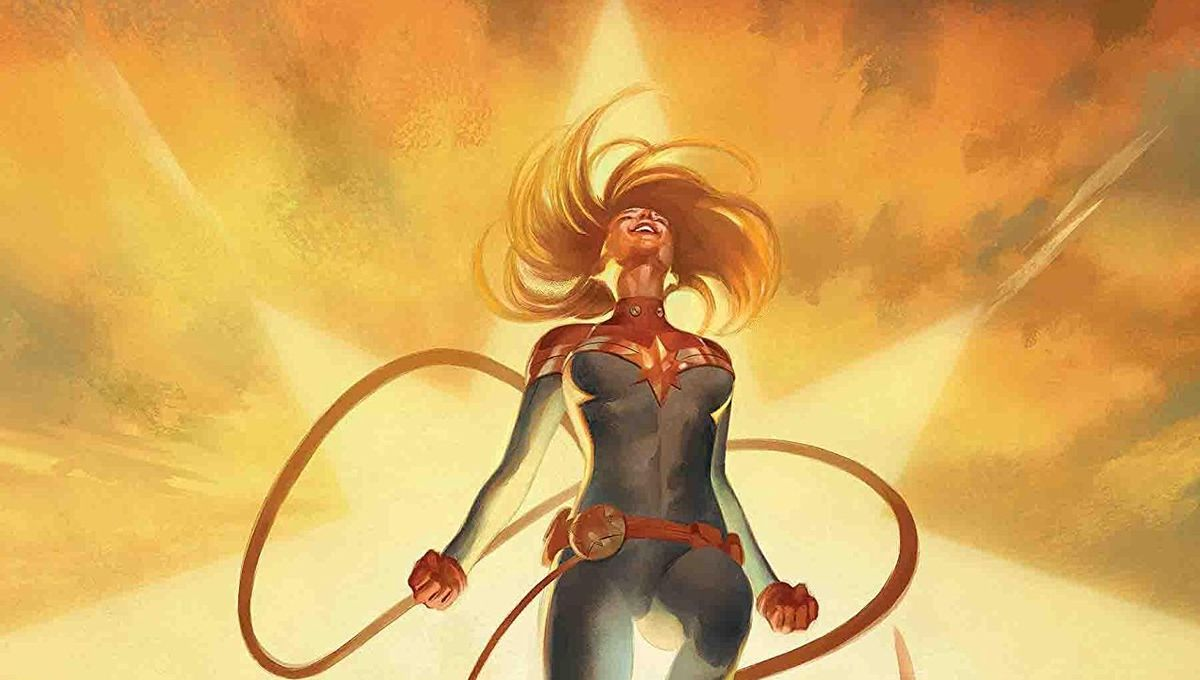 Captain Marvel gets a Superman-esque retcon to her origin story in latest issue from Margaret Stohl