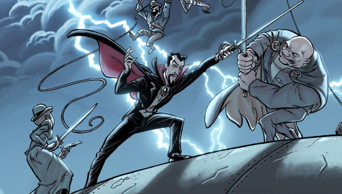 Dracula Header