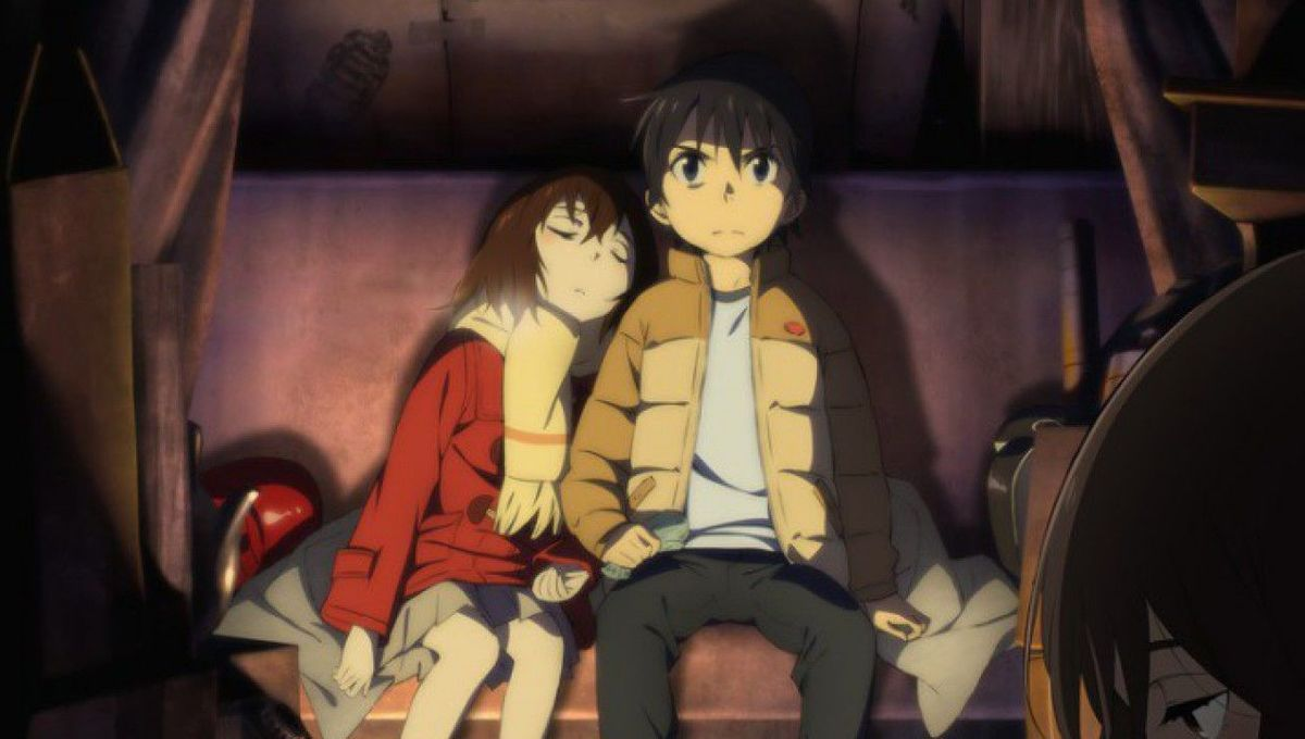 Erased is the perfect anime drama for winning over non-anime fans