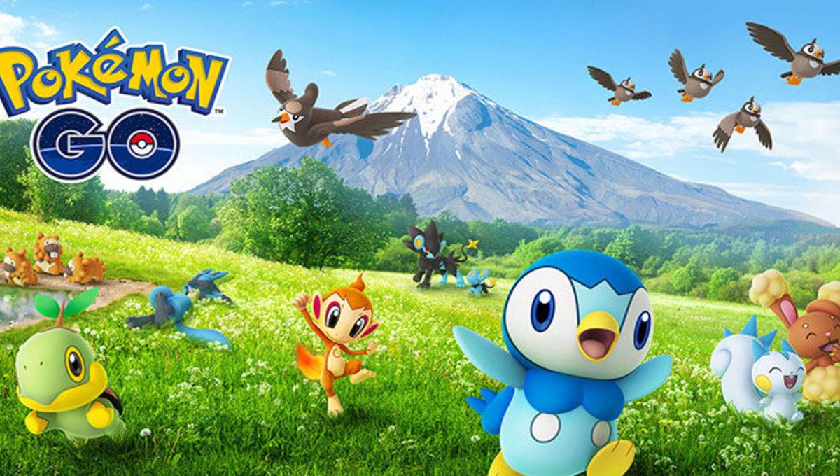 Pokémon Go is adding Pokémon from Generation 4, the best