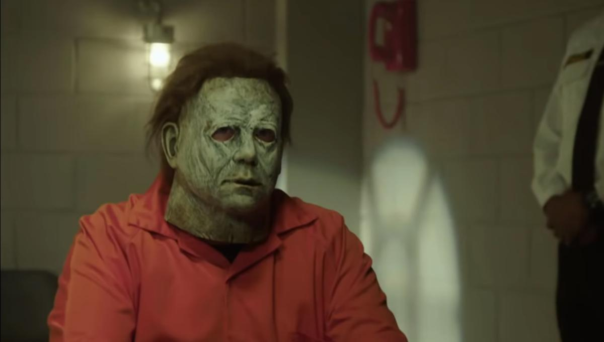 Halloween 2018 Michael Myers Face.Michael Myers Opens Up For The First Time In James Corden S