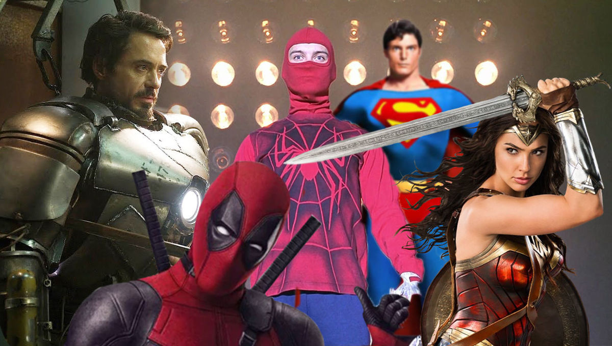 The 10 best superhero origin movies of all time