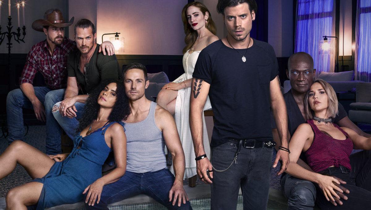 Midnight Texas Cast Season 2